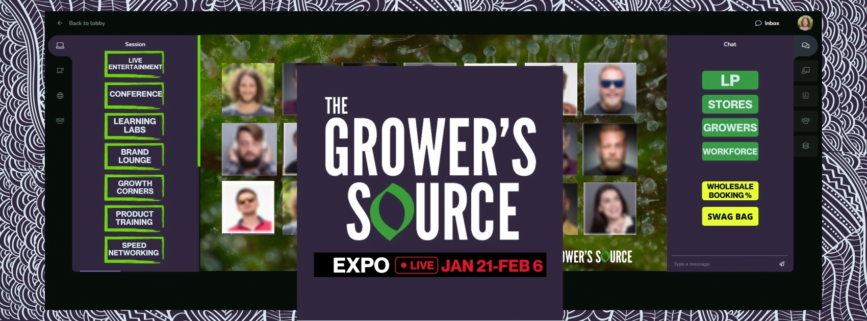 The Grower's Source EXPO Brings Together Cannabis Cultivation Community For Virtual Trade Event