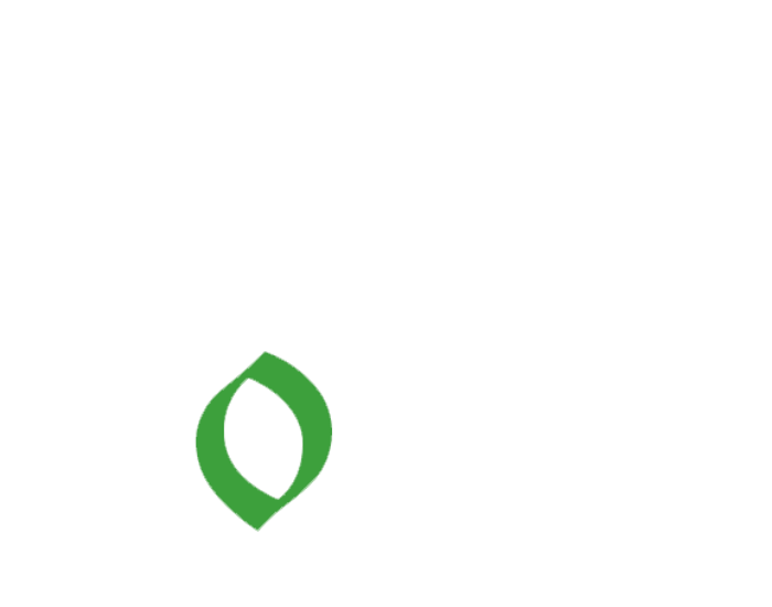 The Grower Source Logo - White