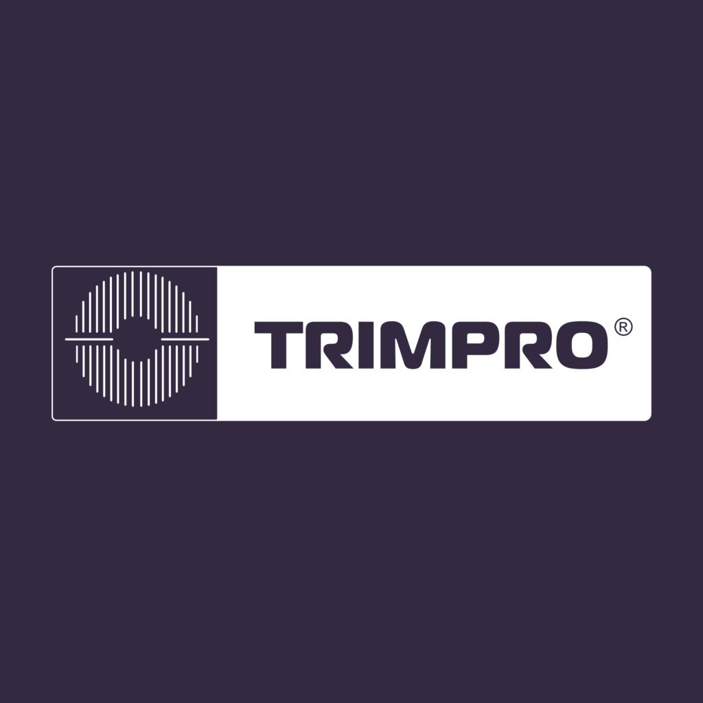 Trimpro - Violet Background
