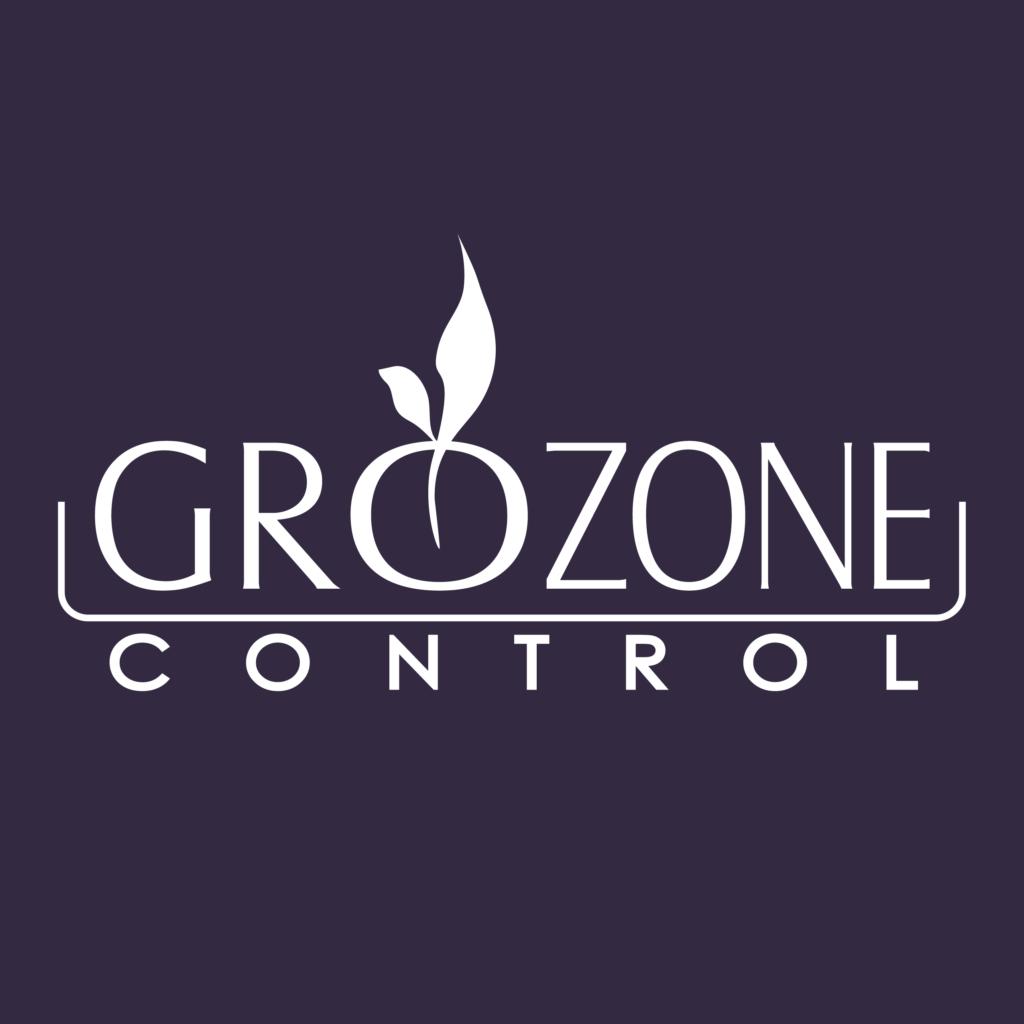 Grozone Control - Violet Background