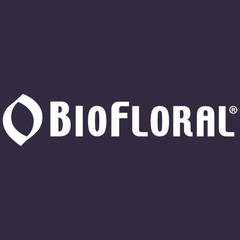 Biofloral - Violet Background